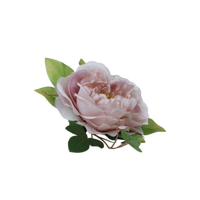 porta-guardanapo-flor-rosa-kit-com-6-unidades