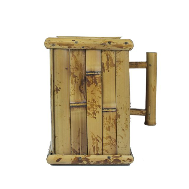 porta-suco-bambu