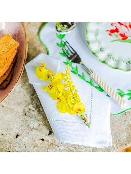 porta-guardanapo-orquidea-amarelo
