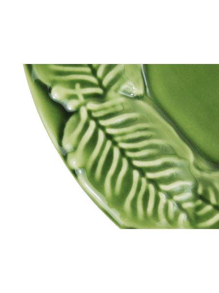 Prato-folha-verde